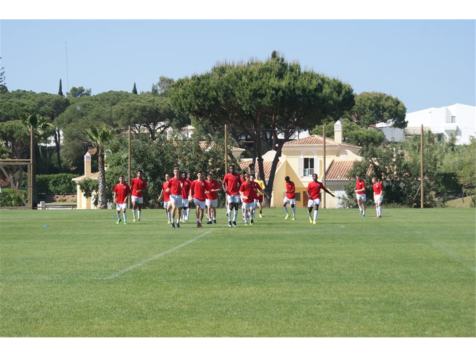 Portugal Pre Season Training Camp- Day 5