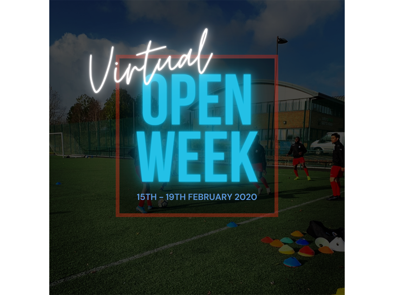 Virtual Open Week